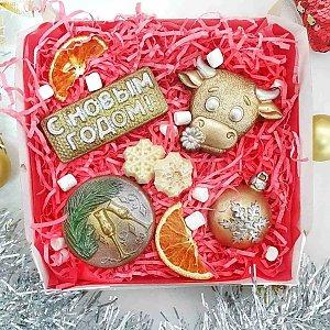 Новогодний подарок №21, CHOCO TIME