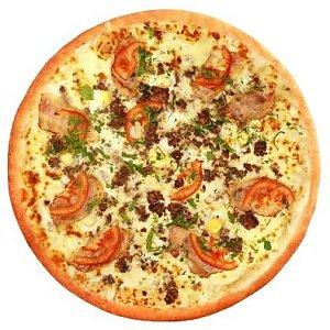 Фирменная пицца Деревенская, Кафе Трактир