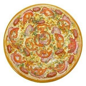 Фирменная пицца Трактирная, Кафе Трактир