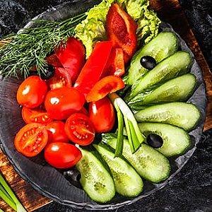 Овощная нарезка, Ташкент