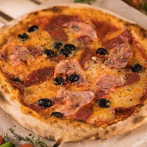 Пицца Салями (415г), PaPi