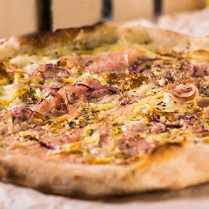 Пицца Карбонара (440г), PaPi