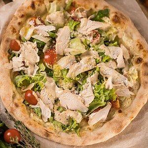 Пицца Цезарь (470г), PaPi