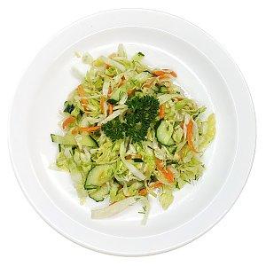 Салат из белокочанной капусты с огурцом, Ирина-Сервис