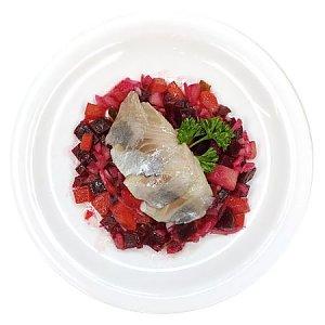Винегрет овощной с сельдью, Ирина-Сервис
