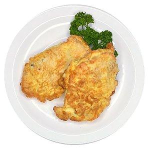 Рыба жареная в сыре, Ирина-Сервис - Обеды