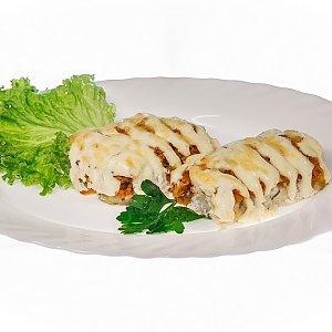 Рыба запеченная под овощами , Ирина-Сервис