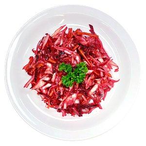 Салат из белокочанной капусты со свеклой и морковью, Ирина-Сервис - Обеды