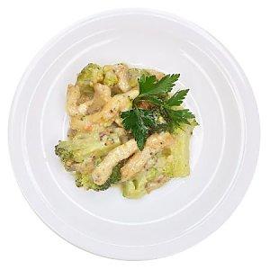 Птица с овощами в молочном соусе, Ирина-Сервис