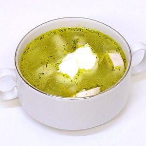 Суп из овощей с птицей (со сметаной), Ирина-Сервис - Обеды