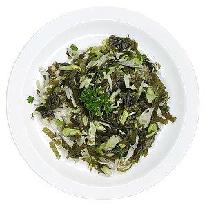 Салат из морской и белокочанной капусты, Ирина-Сервис - Обеды