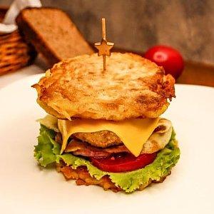 Дранбургер, THE BLINI