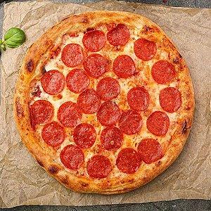 Пицца с лососем, Философия
