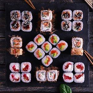 Сет Хоккайдо, City Sushi