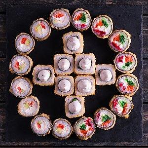 Сет Сахара Хот, City Sushi