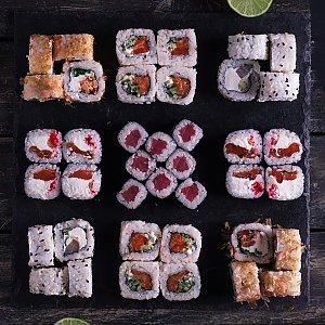 Сет Аризона, City Sushi