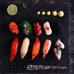 Сет Фумидзуки, City Sushi