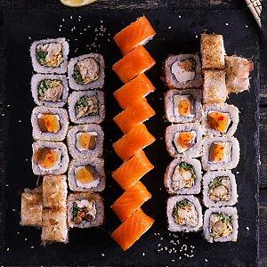 Сет Филадельфия, City Sushi