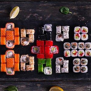 Cет Сити, City Sushi