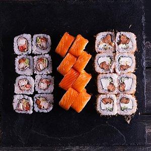 Сет Чикаго, City Sushi