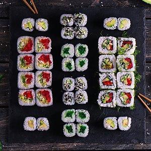 Сет Ясай (вегетарианский), City Sushi