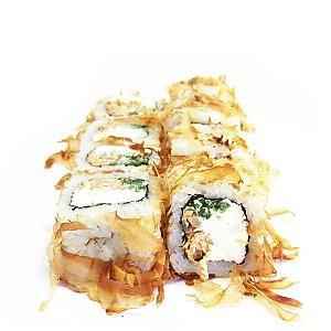 Бонито с чука салатом, City Sushi