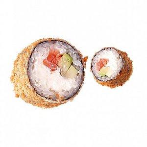 Горячий ролл Филадельфия, City Sushi