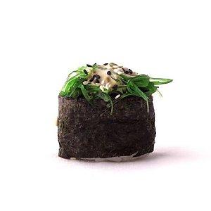 Гункан с чука салатом, City Sushi