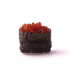 Гункан с икрой лосося, City Sushi
