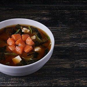 Суп Мисо Сяке, City Sushi