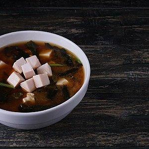 Суп Мисо Тори, City Sushi