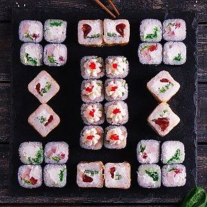 Сет Фудзияма, City Sushi