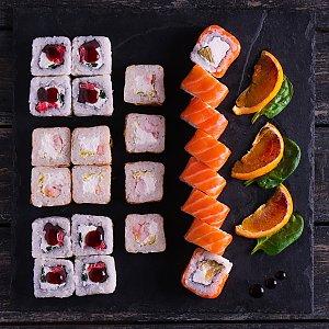Сет Сакура, City Sushi