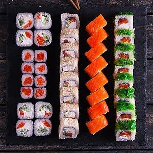 Сет Сайтама, City Sushi
