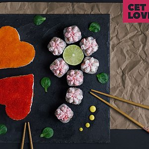 Сет Love is, City Sushi