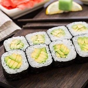 Авокадо Маки, Суши Хата