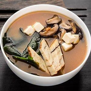 Мисо-суп, Суши Хата