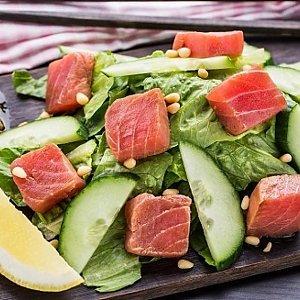 Салат-фрэш с тунцом, Суши Хата