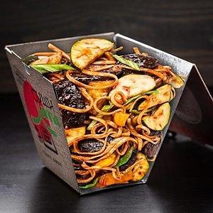 Лапша с овощами, Суши Хата