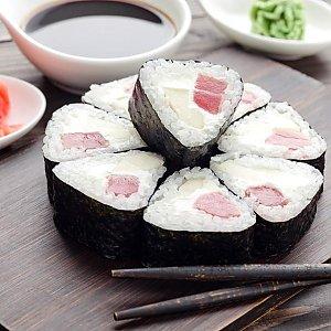 Кудамоно Маки, Суши Хата