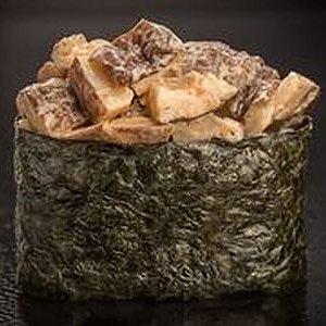 Гункан с грибами шиитаке, SUSHI SUN