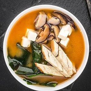Мисо суп, SUSHI SUN
