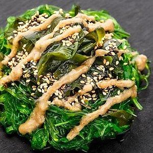 Чука салат, SUSHI SUN