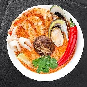 Суп Том Ям, SUSHI SUN