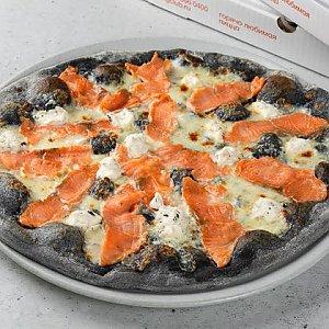 Пицца Аль Сальмоне на тонком тесте 40 см, IL Патио