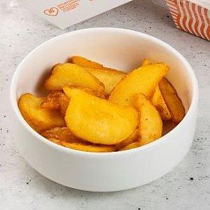 Картофельные дольки по-средиземноморски, IL Патио