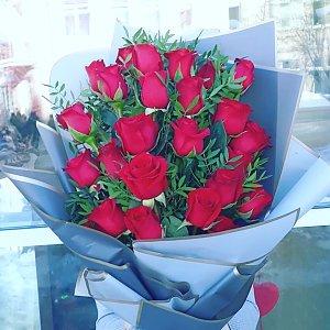 Букет из 25 красных роз, Лора