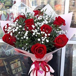 Букет из роз, Лора