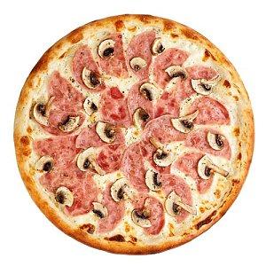 Пицца Ветчина и грибы, Гриль Хаус