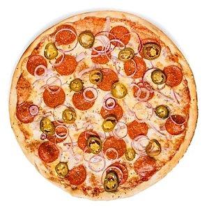 Пицца Острая Салями, Гриль Хаус